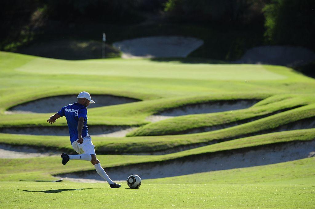 フットゴルフについて