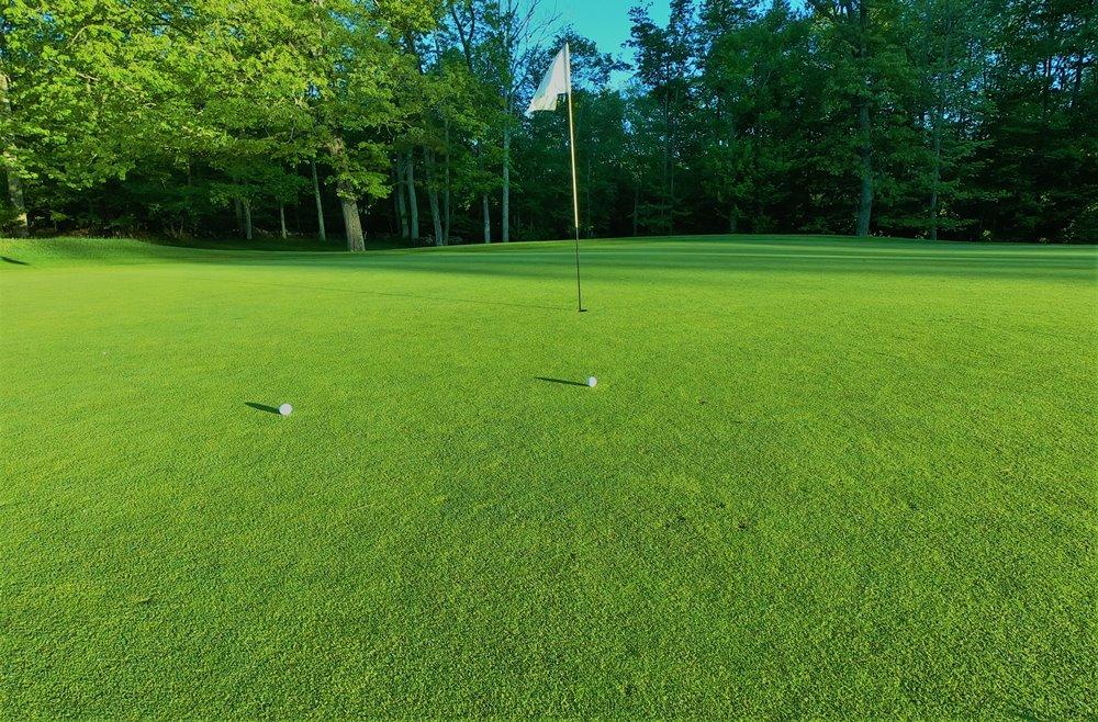 世界一ゴルフコース